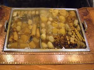関東煮の鍋